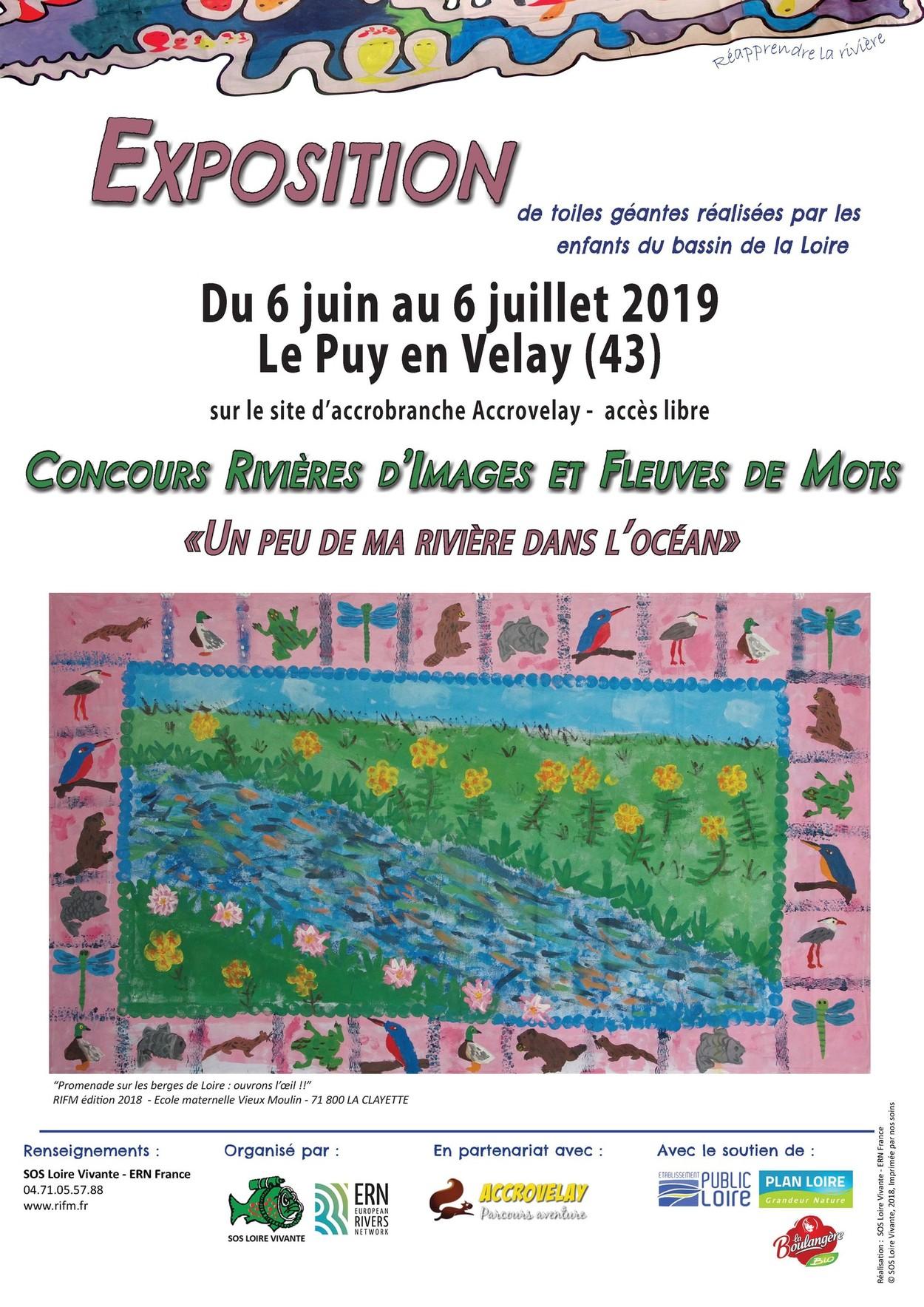 Affiche RIFM Loire 2019