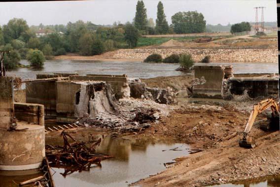 Effacement De Barrages St Etienne De Vigan Et Maison Rouges - Cout de destruction d une maison